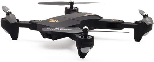 Ballylelly VISUO XS809HW 2.4G Plegable FPV Selfie Drone RC Quadcopter con 720P cámara Gran Angular Altitude Hold con Tres baterías