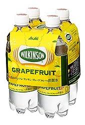 アサヒ飲料 ウィルキンソン タンサン グレープフルーツ マルチパック 500ml×4本