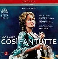 Mozart Cosi Fan Tutte