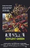 Movie Posters Soylent Green 11 x 17