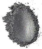 BLACK DIAMOND PIGMENTS 42G / 1.5Oz アルミ マイカ粉顔料(エポキシ樹脂 石鹸 プラスティディップ)