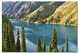David KÖSTER Tian Shan Lake - Chaqueta para hombre