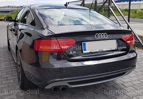 A5 8T Sportback Vorfacelift Diffusore Posteriore S-LINE LOOK (Doppeldrohr SX)