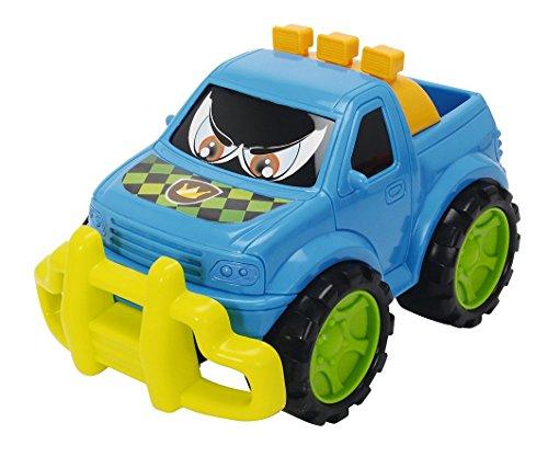 Dickie 203315230 heureux Runner, SUV, Bleu