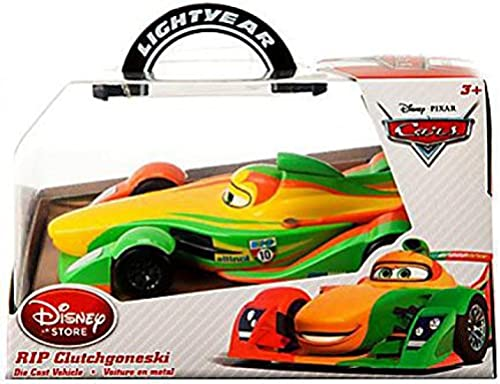 Disney   Pixar CARS Movie Exclusive 1 43 Die Cast Car Rip Clutchgoneski by Unknown