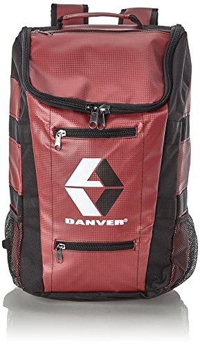 Danver Reckless Backpack Unisex - Adulto, Unisex adulto, DV649, rojo, Estándar