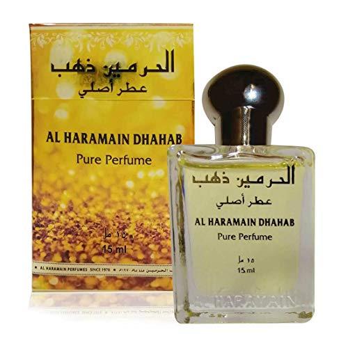 Al Haramain Perfumes LLC Al haramain parfümöl dhahab 15 ml