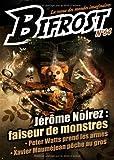 Bifrost N64 - jerome noirez : faiseur de monstres: JERÔME NOIREZ : FAISEUR DE MONSTRES