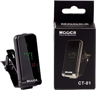 MOOER Clip on Tuner Guitar Tuner Bass Tuner