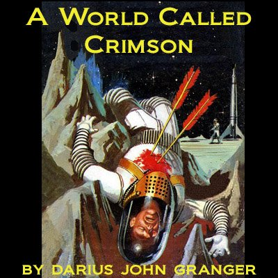 A World Called Crimson cover art