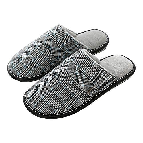 Suela de goma tacón de madera superior de piel sin Anti Slip Fácil Cerrar Prendas de montaje par en par de zapatillas premium duraderos casa de interior al aire libre zapatos bajos de cuña Casual zapa