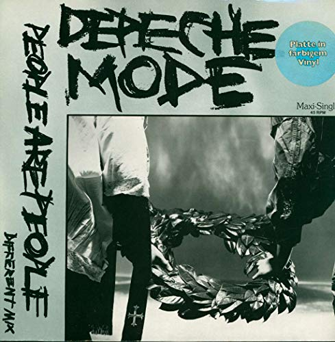 DEPECHE MODE / PEOPLE ARE PEOPLE (DIFFERENT MIX)