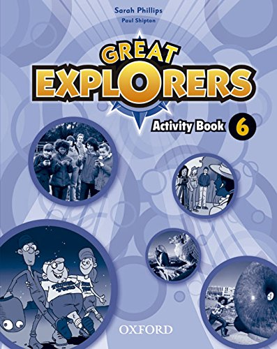 Great Explorers 6: Activity Book - 9780194507981