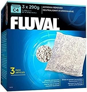 fluval c4 ammonia remover