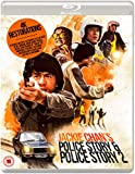 Jackie Chan's Police Story & Police Story 2 (Eureka Classics) 2-Disc Blu Ray [Blu-ray] [Reino Unido]