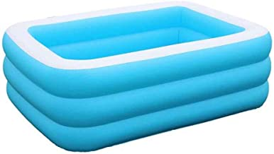 HEROTIGH Piscinas Hinchables Inflable Familiar Grande Piscina De Bolas Marinas Gruesa Hogar 15 M. Inflatable Pool