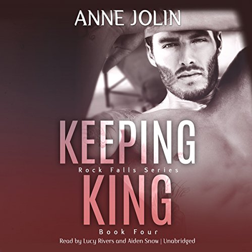 Keeping King cover art