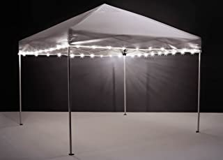 Brightz CanopyBrightz LED Tailgate Canopy and Patio Umbrella Accessory Lighting Kit (Lights Only), White