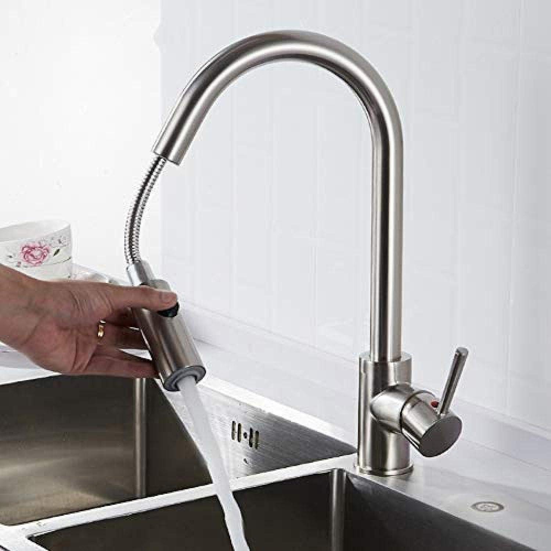 Küchenarmatur New Pull Out Küchenarmaturen Wasserhahn Küchenarmaturen Flexible Wasserhahn Mixer Single Handle