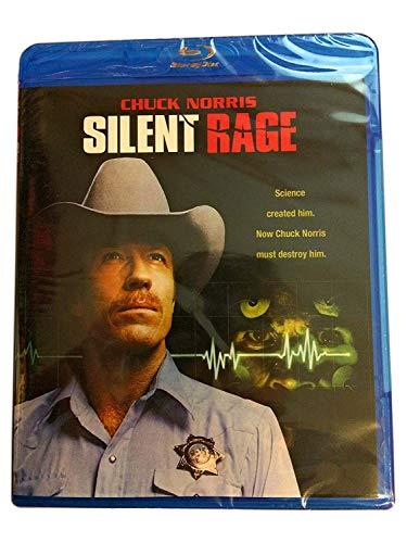 Chuck Norris Silent Rage Blu-ray