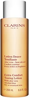 Clarins Alcohol Free Extra Comfort Toning Lotion, 200 ml