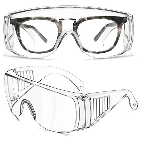 Best shooting eye protection over glasses
