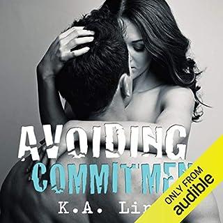 Avoiding Commitment audiobook cover art