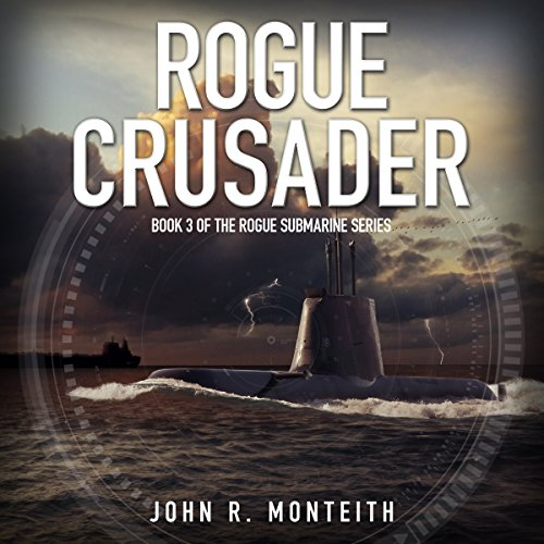 Rogue Crusader audiobook cover art