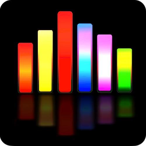 Analizador de espectro de sonido