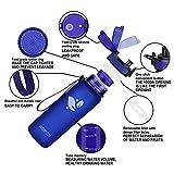AORIN Trinkflasche – Wasserflasche 350ml - 2