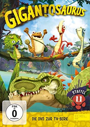 Gigantosaurus - DVD-Staffelbox 1.1 (Folgen 1 - 26) - Die DVD zur TV-Serie