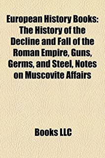 European History Books (Study Guide): Guns, Germs, and Steel