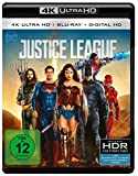 Justice League (4K UHD Blu-ray)
