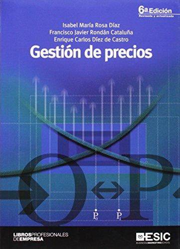 Gestión de precios (Libros profesionales)