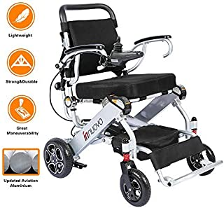 jazzy motorized wheelchair