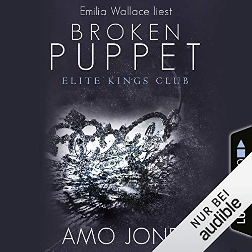The Broken Puppet audiobook cover art