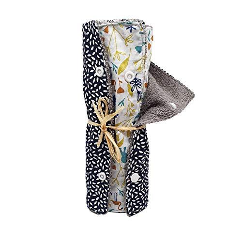 Essuie-tout lavable et réutilisable en tissu - Made in France - Une création artisanale