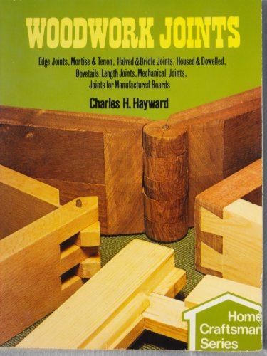Download Woodwork Joints: Kinds of Joints, How They Are Cut and Where Used 0806988061