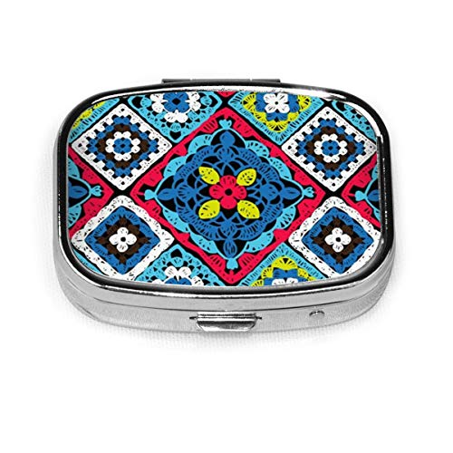 Granny Square Crochet Beauty Fashion Custom Fashion Silver...