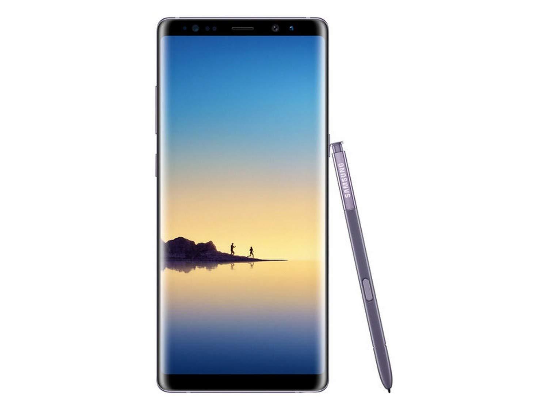 Samsung Galaxy Note 8 AT&T GSM Unlocked 64GB (Renewed) (Orchid Gray)