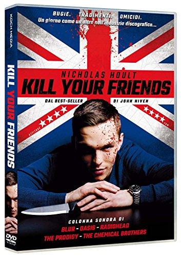 Dvd - Kill Your Friends (1 DVD)