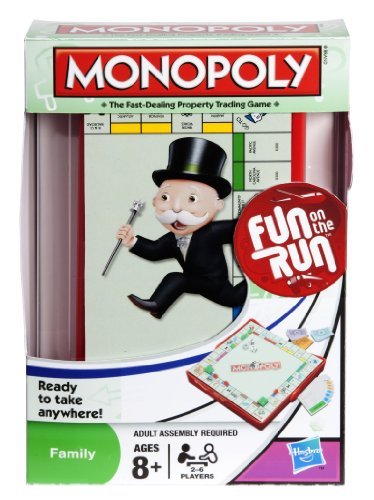 Hasbro Reise-Monopoly