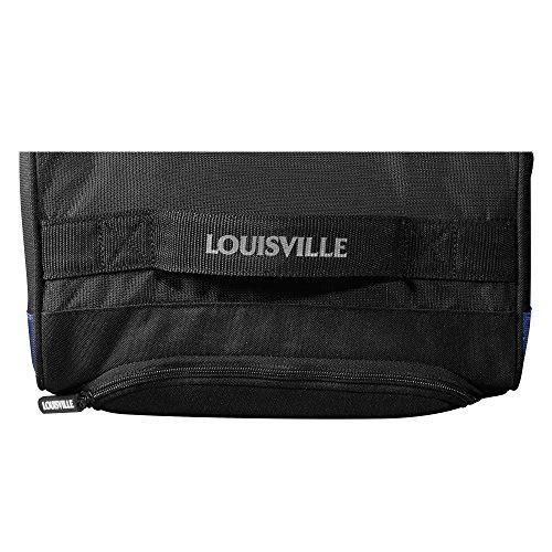 Louisville Slugger Omaha Rig Wheeled Bag - Navy