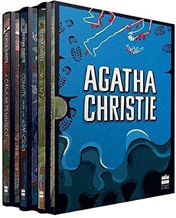 Coleção Agatha Christie Box 5