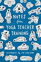 Notes from Yoga Teacher Training: Sketchnotes by Eva-Lotta Lamm
