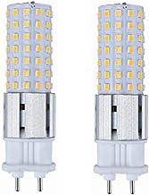 LED Light AC85-265V 15W G12 LED Light Bulbs Lustaled G12 Base Halogen Flood Light 100W Replacement Corn Light Bulb 360° Fl...