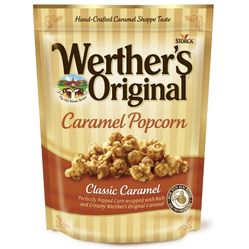 pop corn werthers original auchan