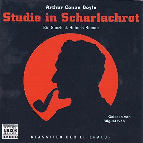 Sherlock Holmes - Studie in Scharlachrot Titelbild