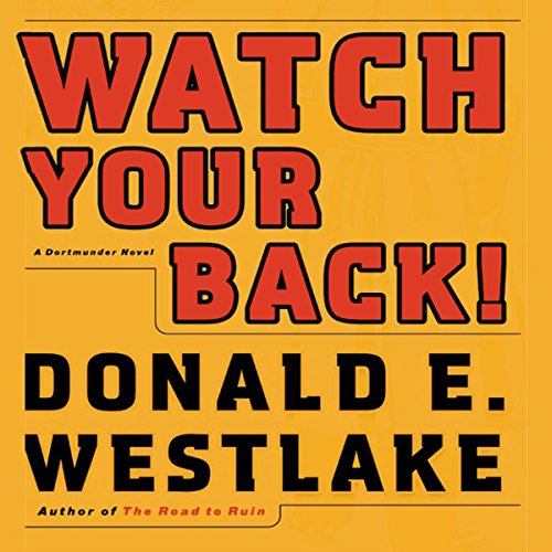 Watch Your Back! audiobook cover art