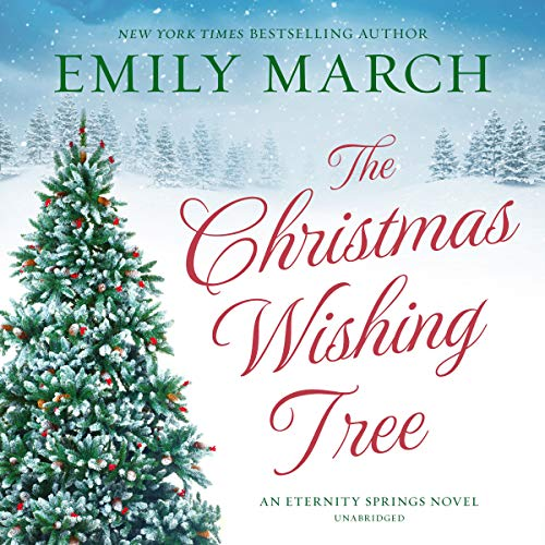 The Christmas Wishing Tree audiobook cover art